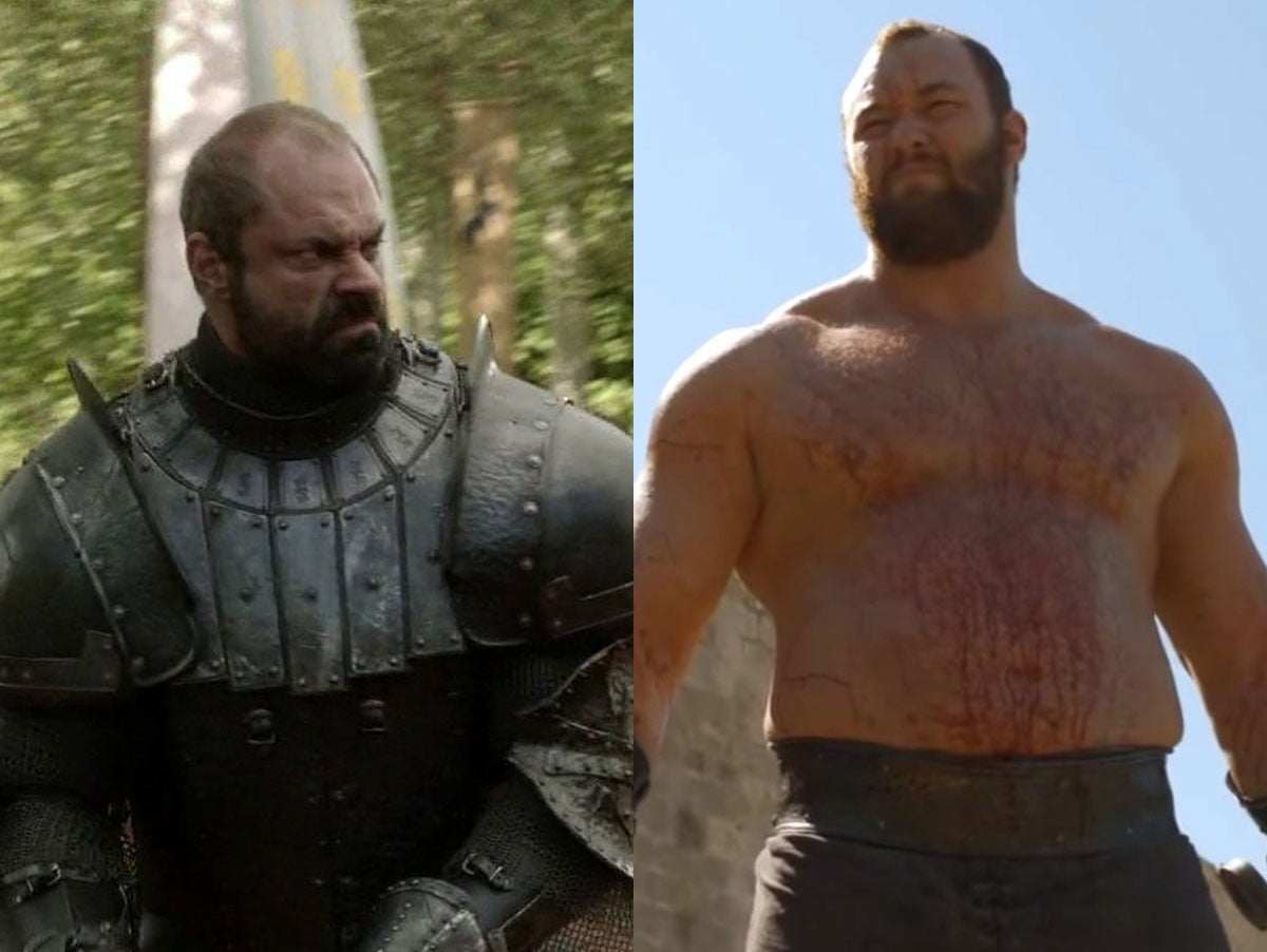 """Gregor """"The Mountain"""" Clegane  Game of Thrones"""