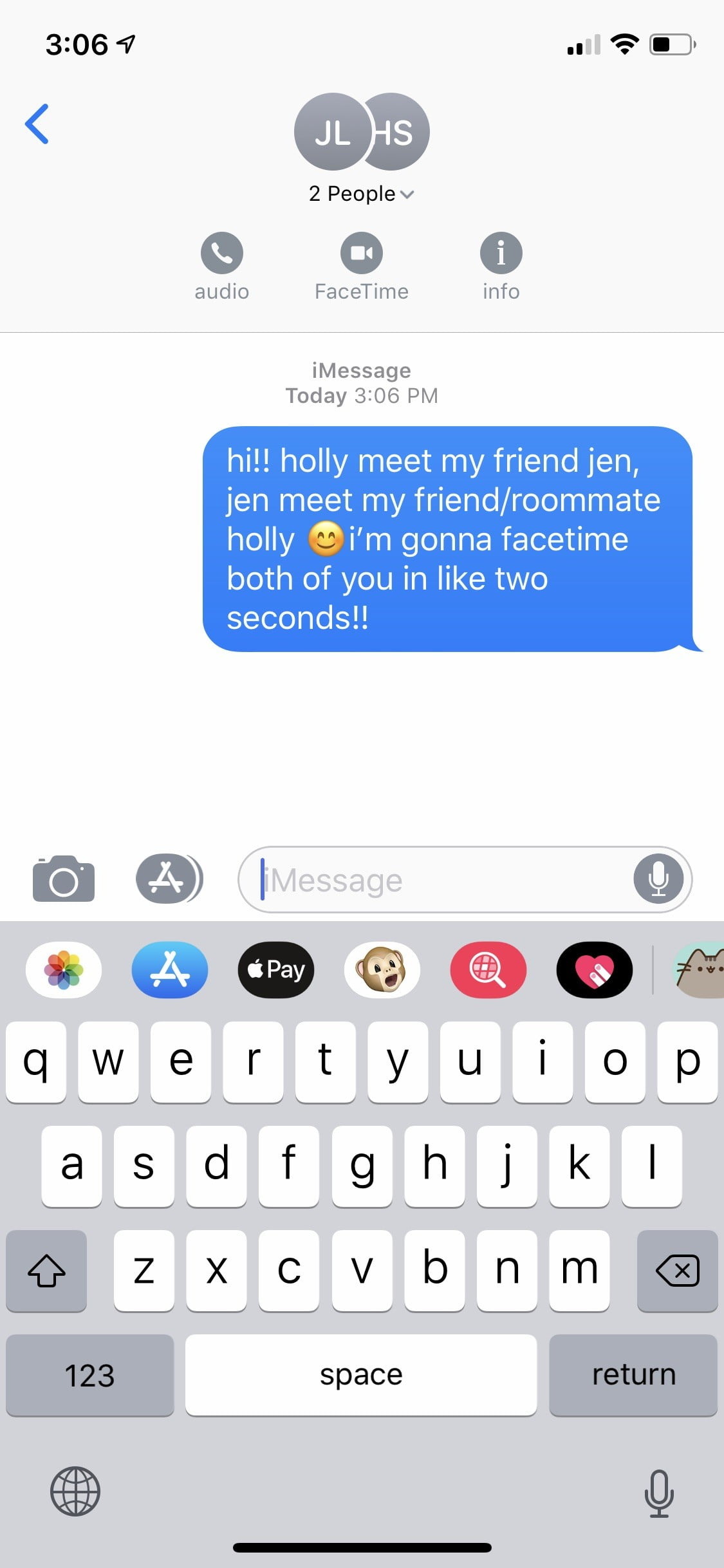 How to Make a Group FaceTime Call on Your iPhone or iPad With iOS 12