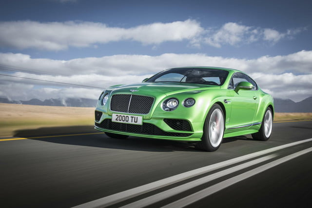 2016 Bentley Continental GT | Official pictures and specs | Digital ...