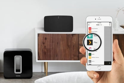 How to Supercharge Your Sonos System With the Plex Media