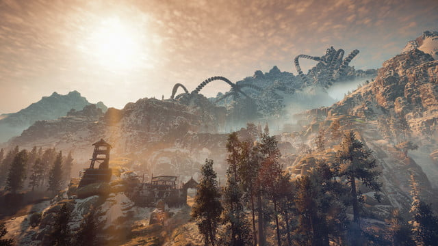 Horizon Zero Dawn review
