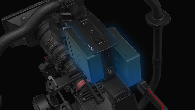 dji ronin 2 announced hot swappable batteries