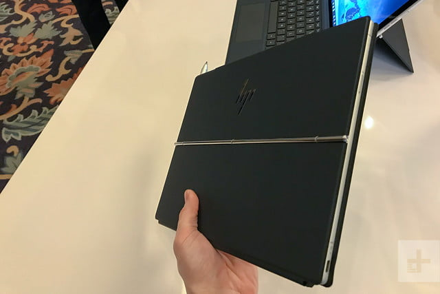 hp envy x2 review closed in hand