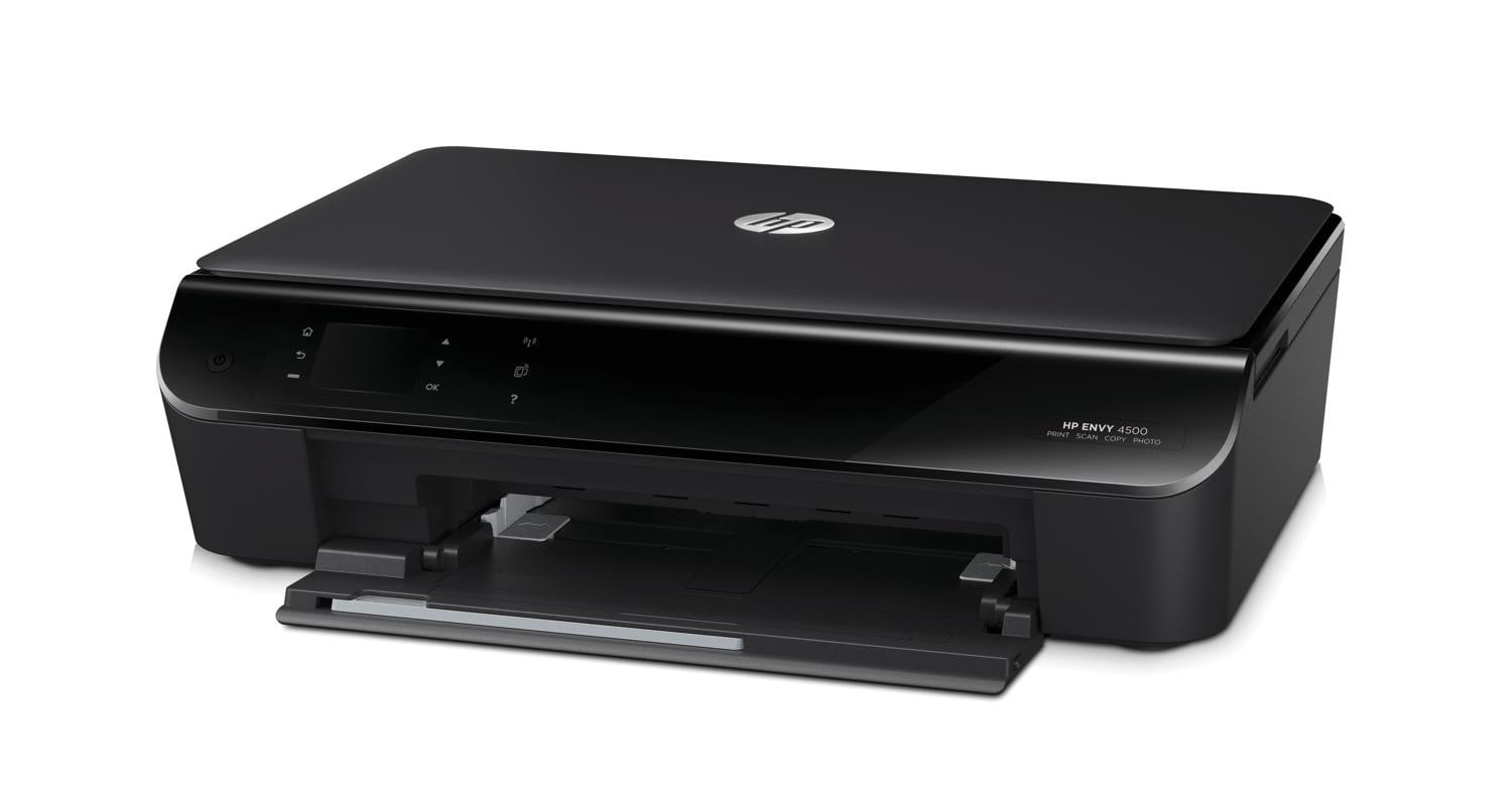 Hp envy 4500 scan multiple pages