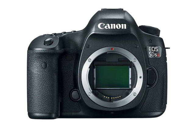 50 6 megapixel full frame sensor canons 5ds one super high resolution dslr hr r body front up cl