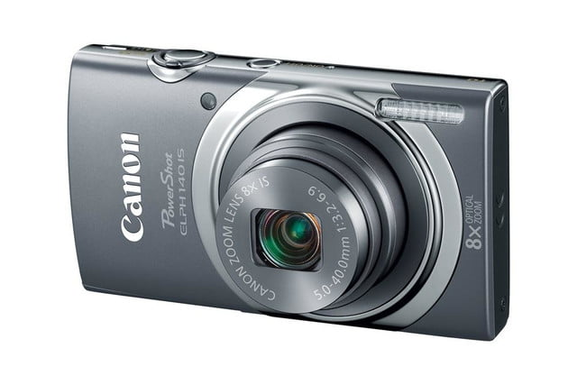 new canon powershot cameras 2014 cp plus camera show hr elph140is gray 3q cl