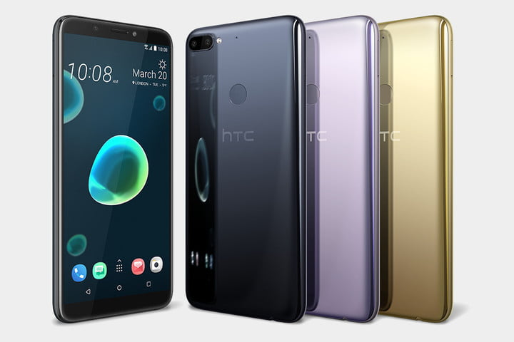 htc desire 12 news plus