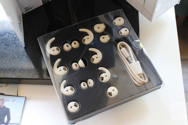 I.Am+ Buttons earbuds review bud sizes