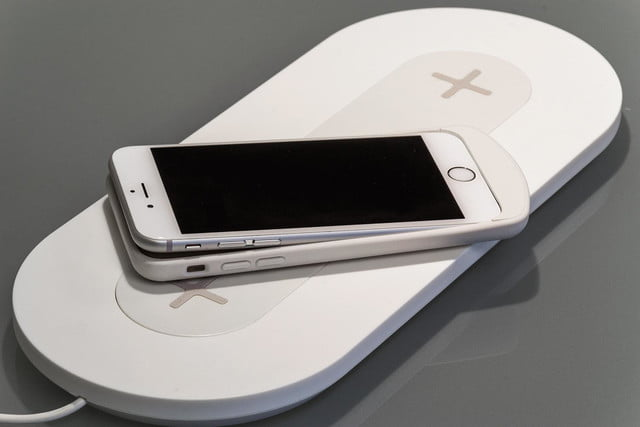 ikea wireless charger iphone x
