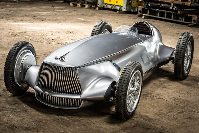 This Infiniti Concept Is A Modern Take On Race Cars From The