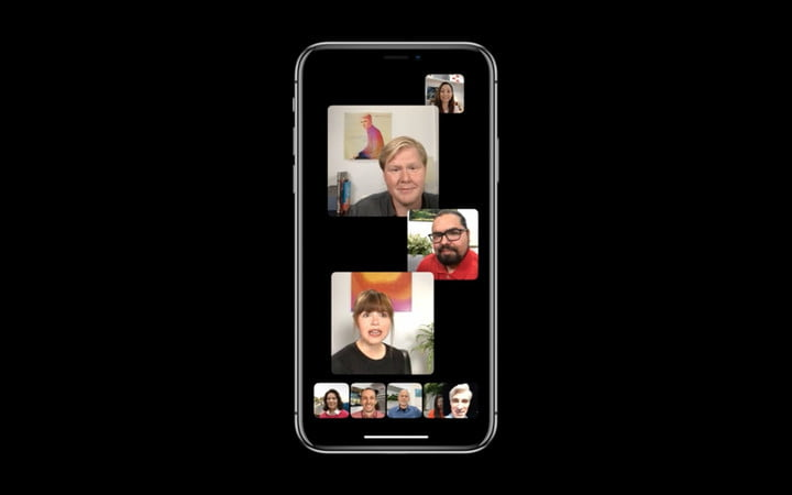 ios 12 features release date group facetime 2