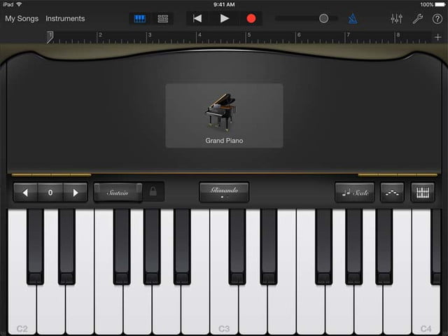 why your next laptop could look a lot like an ipad pro gallery screen garageband large