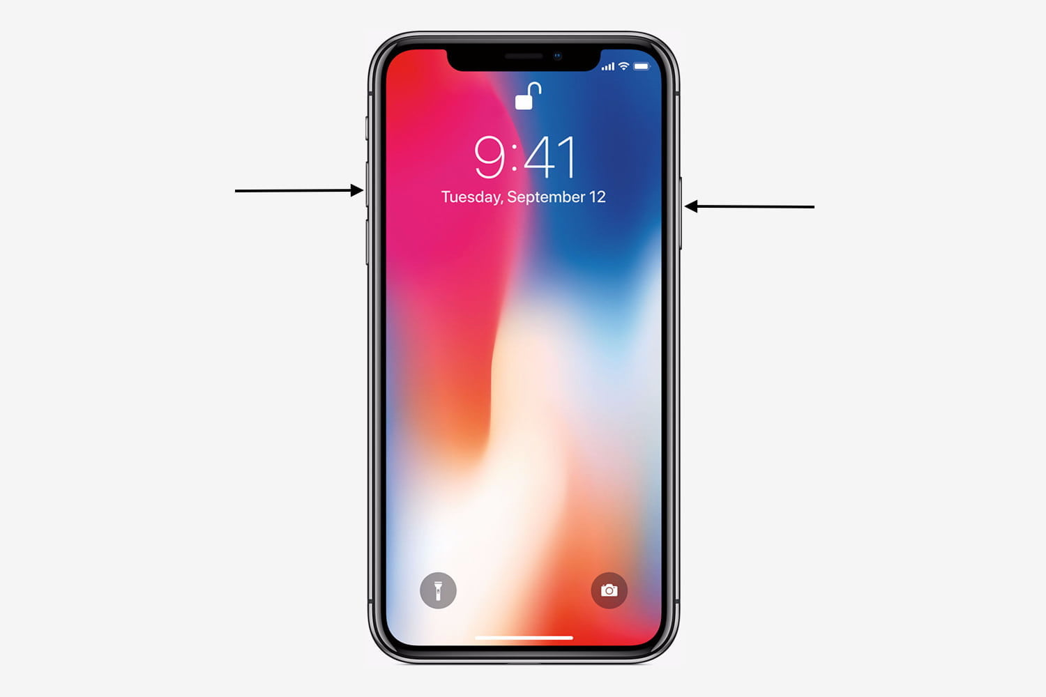 take picture of iphone screen how to take a screenshot on an iphone x digital trends 18068