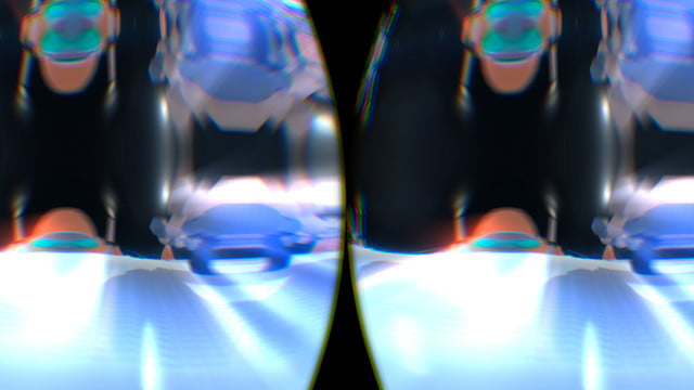 jack in and freak out the weirdest oculus rift software so far it s just a ride