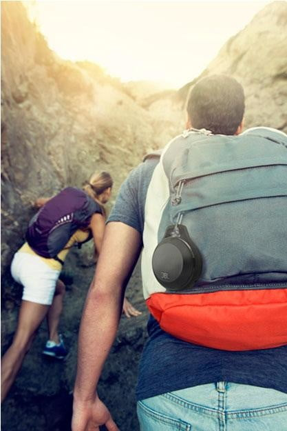 jbl clip portable speaker may best use carabiner outside rock climbing yet hiker 2  press