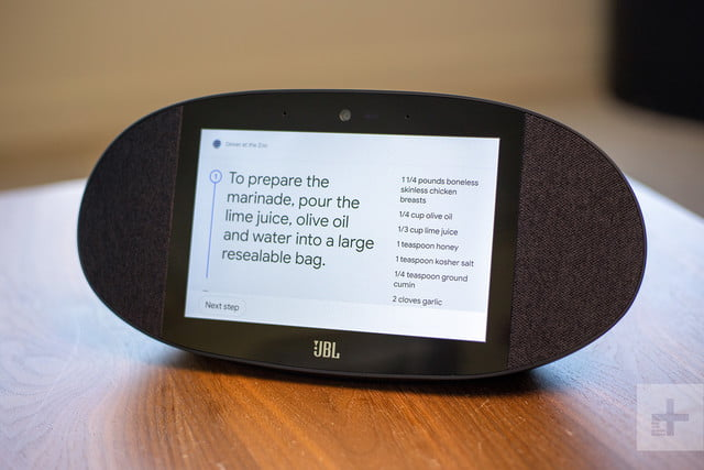 JBL Link View review recipes