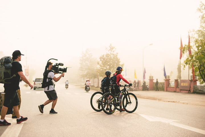 how red bull filmed mountain biker rebecca ruschs gripping blood road josh letchworth 1
