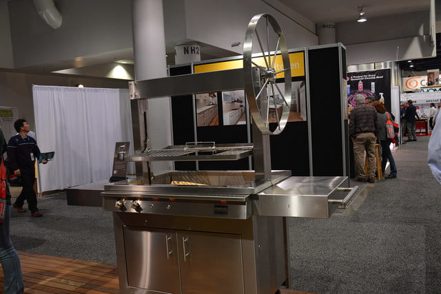 luxury home items from kbis 2016 kalamazoo outdoor gourmet gaucho grill