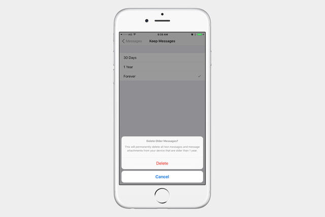 keep messages 2 ios delete sms