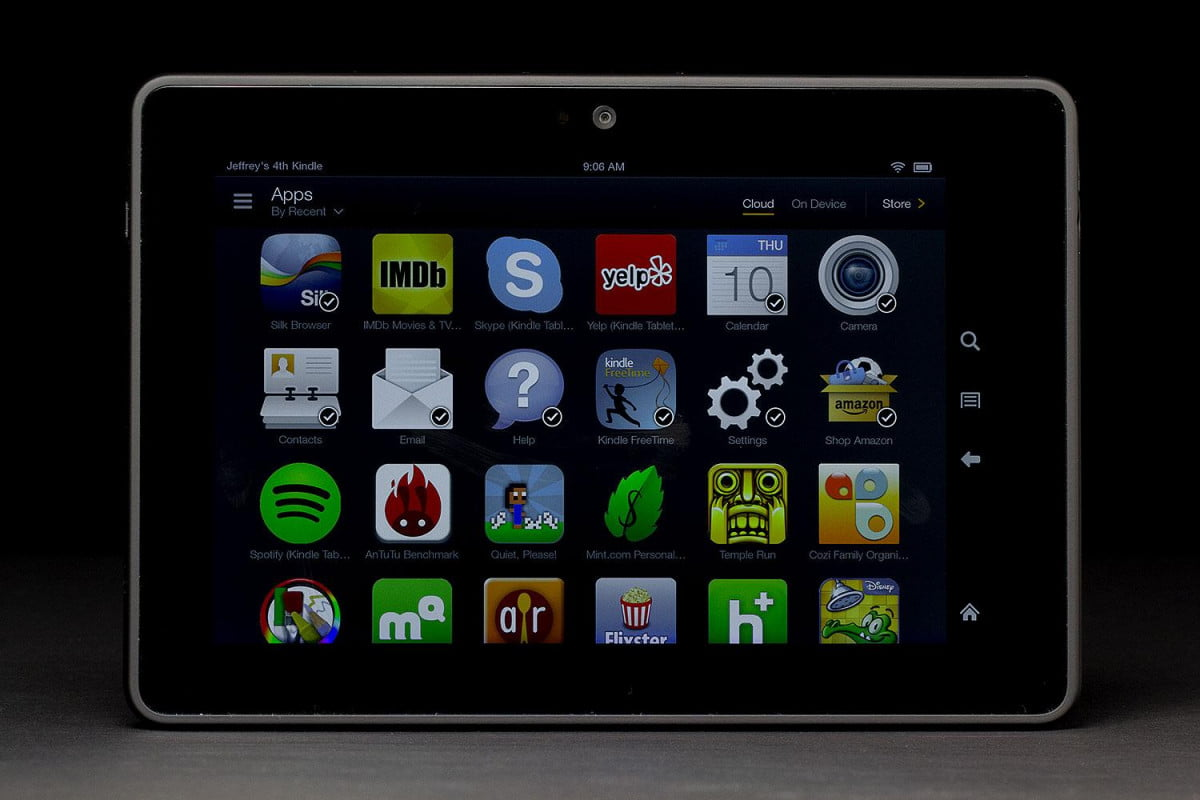 Kindle Fire: Helpful Tips and Tricks (Updated for Kindle ... - photo#38