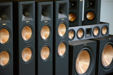 Speakers for TV, surround sound speakers, and more: Speakers