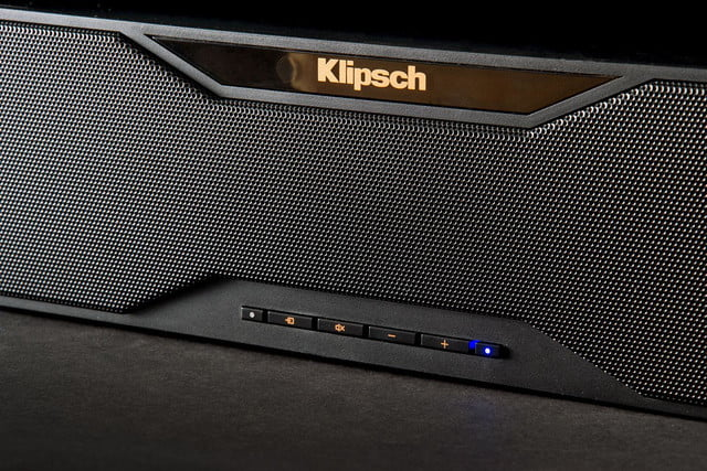 Klipsch R-20B mid section