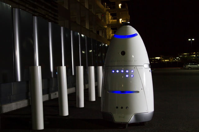 security robot knightscope k5 8497
