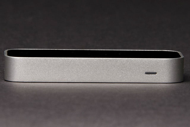 leap motion controller review side light