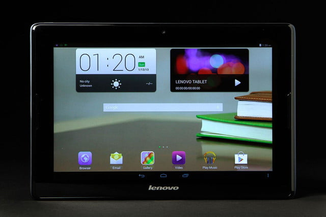 LeNovo Tablet A10 front google search