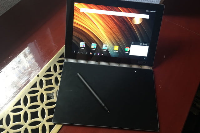 lenovo yoga book hands on handson 014