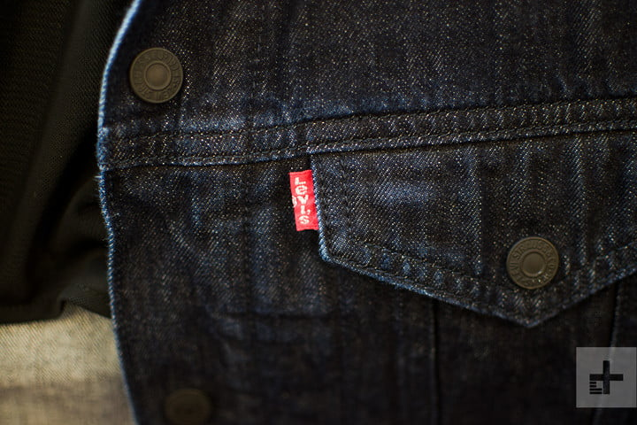 levis smart jacket changed how i use my phone levi jacquard google logo