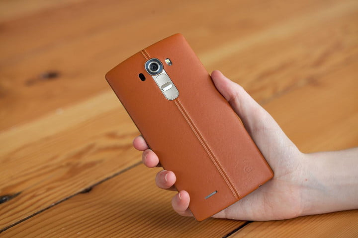 LG G4 leather update hero