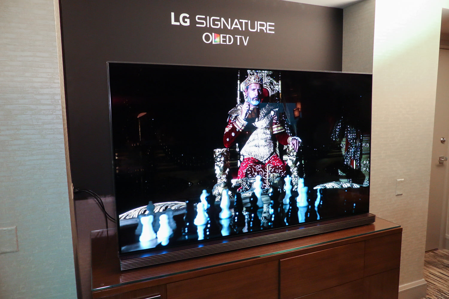 Lg Unveils New 4k Ultra Hd Oled Tvs With Hdr And More