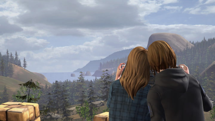Life Is Strange: Before the Storm interview landscape