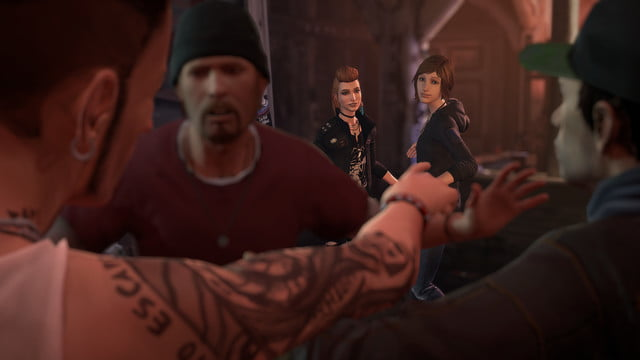 Life Is Strange: Before the Storm interview punks