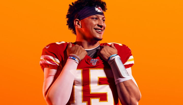what is the madden curse 20 patrick mahomes