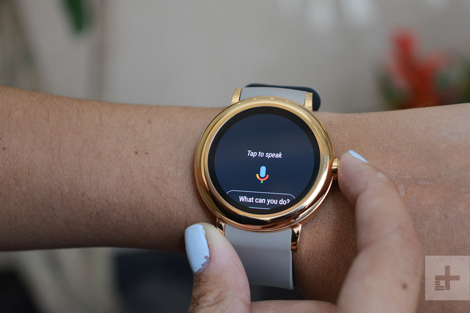 3219ee70f Marc Jacobs Riley Touchscreen Smartwatch Review