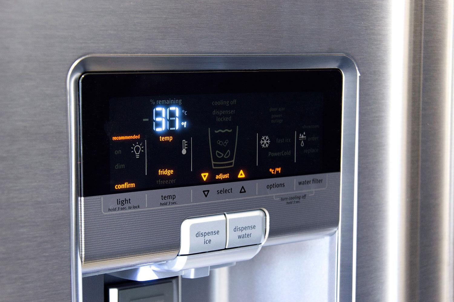Maytag Mfx2876drm Refrigerator Review 4 Door French Door