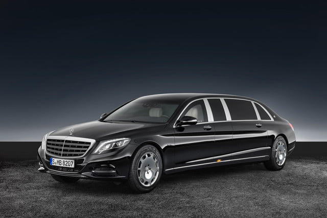 Armored Mercedes Maybach S600 News Pictures Specs Digital Trends