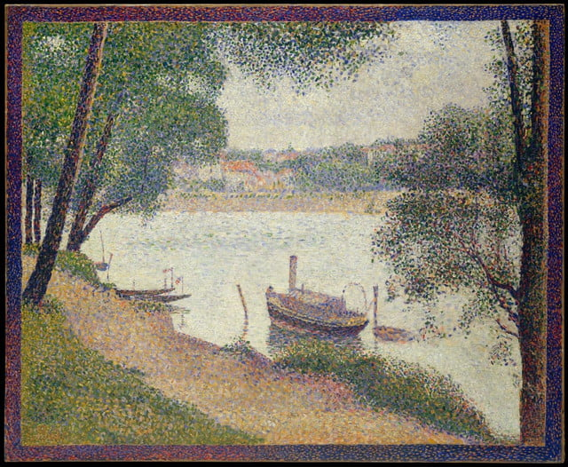 metropolitan museum art puts 400000 high res images free download met oasc seurat