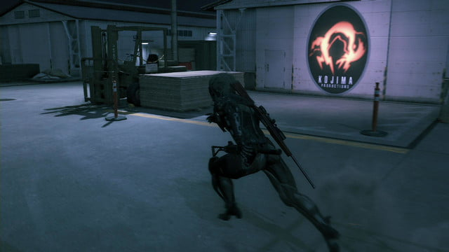 Metal Gear Solid V: Ground Zeroes screenshot 24