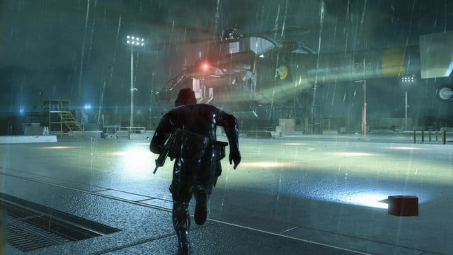 Metal Gear Solid V: Ground Zeroes screenshot 3