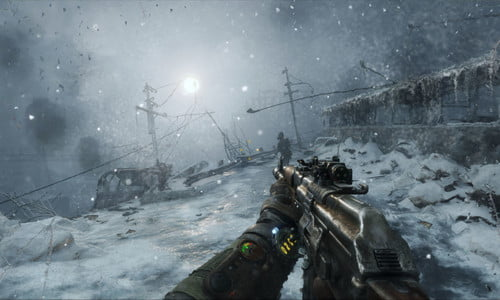 DLSS in Metro Exodus Saves Ray Tracing, and Makes It Worse | Digital