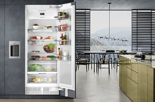 Miele Unveils Seven Lustworthy Luxury Kitchen Appliance