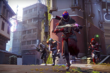 How to Trigger All 'Destiny 2' Heroic Public Events | Digital Trends