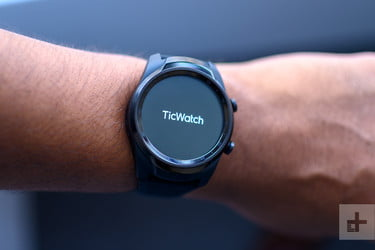 The TicWatch Pro 4G/LTE Smartwatch Lasts 2 To 30 Days With A Catch