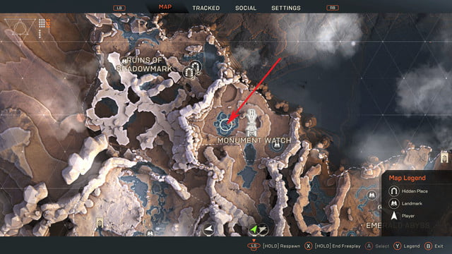 anthem where to find titan locations and missions monumentwatch