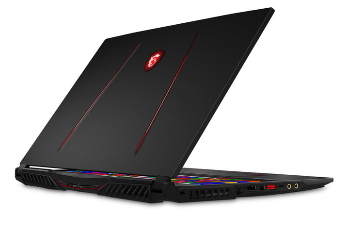 msi revamp gaming laptops rtx graphics ces 2019 nb ge75 n18 photo08