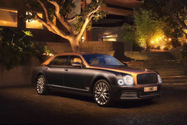 bentley engineering boss interview mulsanne extended whelbase  1