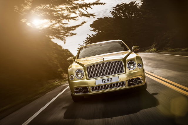 bentley engineering boss interview mulsanne speed 6